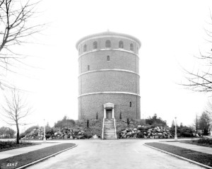 Olmsted Water Tower