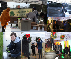 2015 Holiday Volunteers