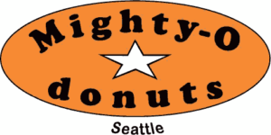 Logo: Mighty-O Donuts