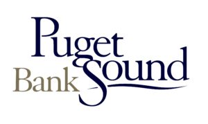 Logo: Puget Sound Bank