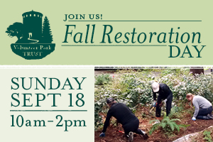 Fall Restoration Day Sept 18