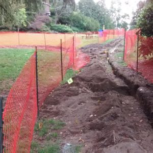 Irrigation Repair and Extension