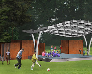 Amphitheater project receives $1.5M in funding