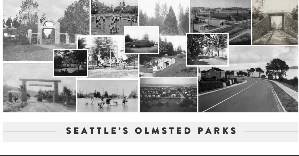 Friends of Seattle's Olmsted Parks